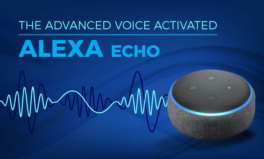 Alexa – The Advanced Voice Activated Technology is here to