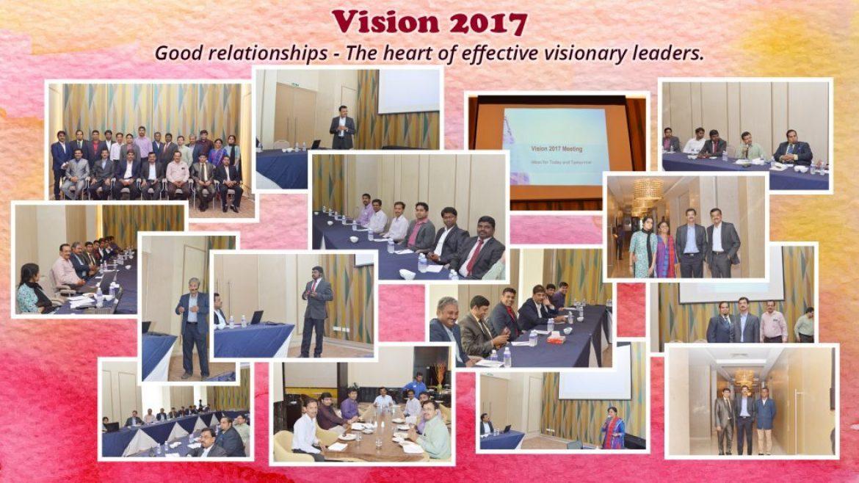 Vision Meeting 2017