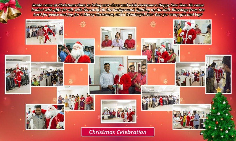 Christmas Celebration – 2015