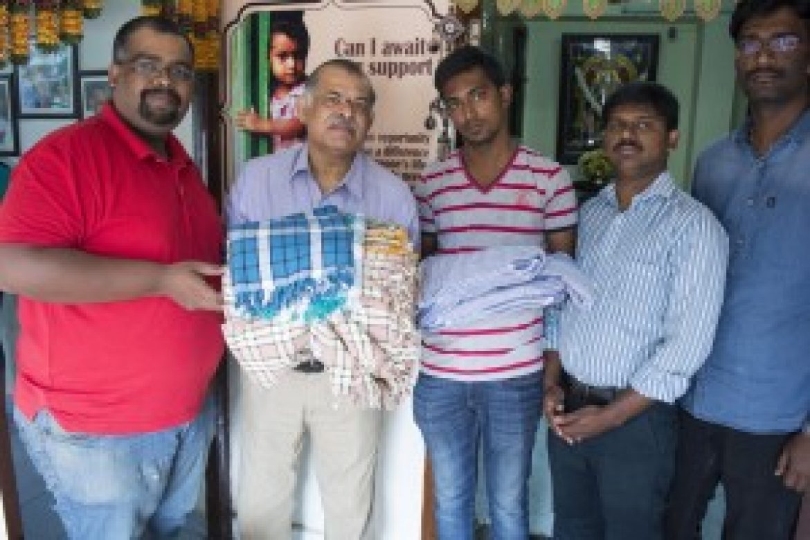 Small acts of Kindness but abundunt satisfacition – Chennai Flood Relief
